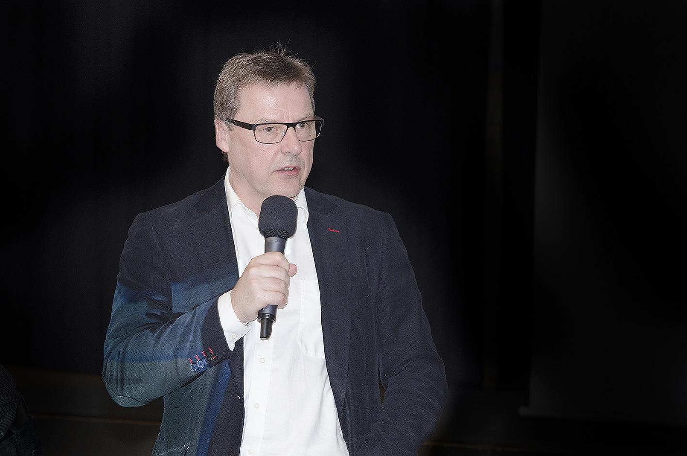 Jens Møller Nielsen, direktør i Vestjysk Landboforening