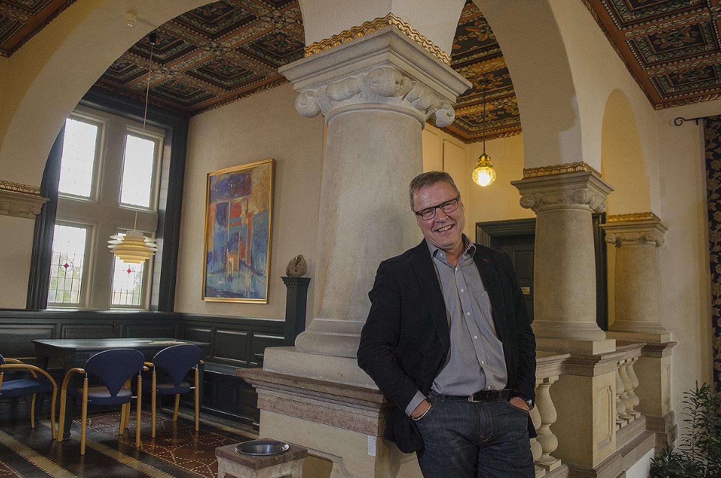 Jens Møller, direktør Vestjysk Lbf.